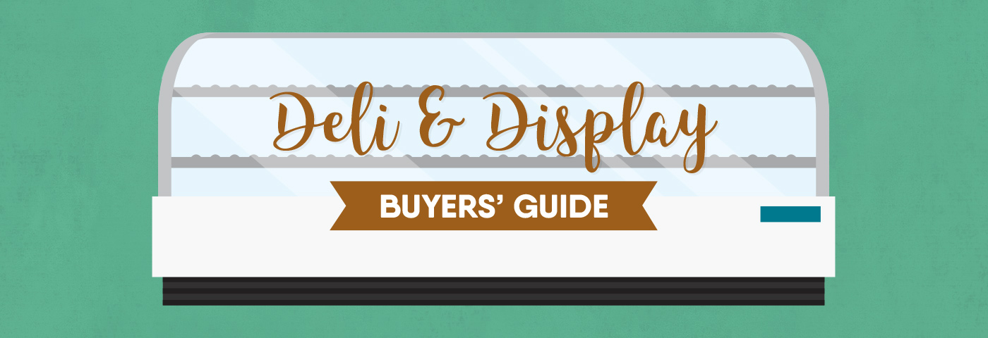 Deli & Display Cases Buyers