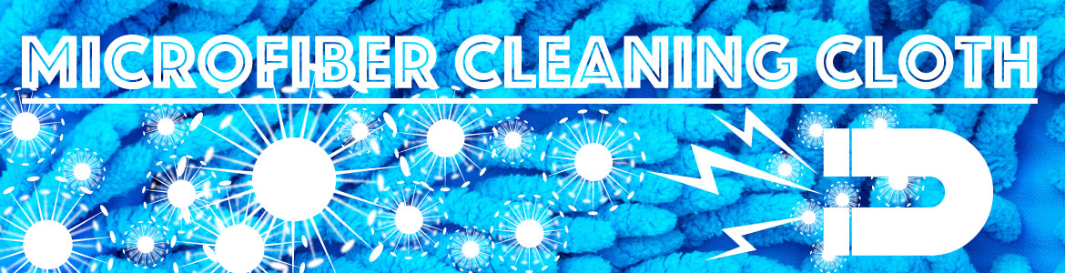 Make Cleaning Easy with Microfiber