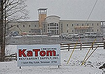 It's Snowing Again at KaTom