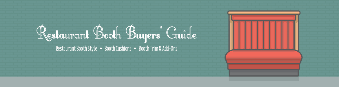 Restaurant Booth Buyers' Guide
